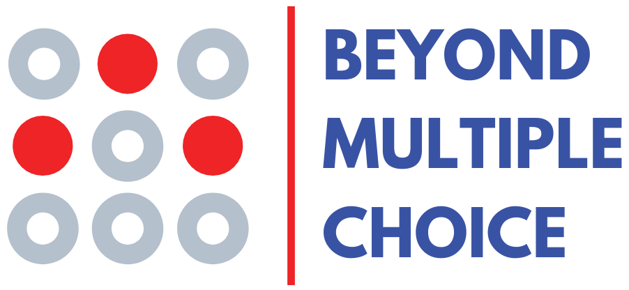 Beyond Multiple Choice